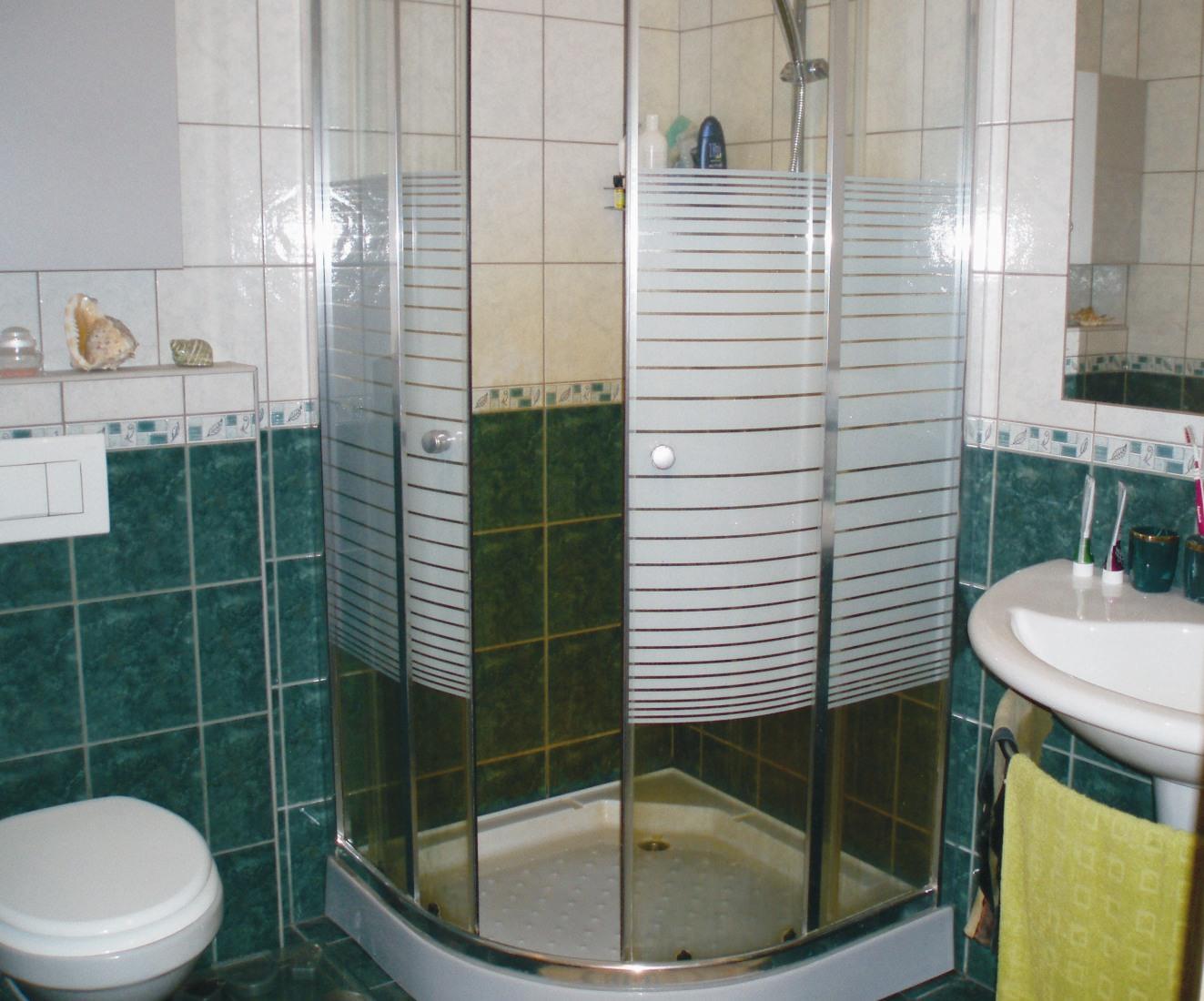 Ez a kisebbik fürdőszoba