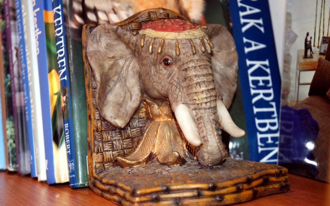 Kavarodás az elefántokkal