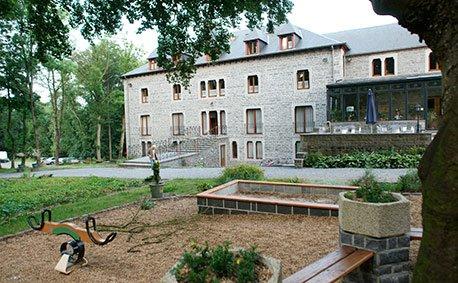 A belgiumi vendégház és oktató központ