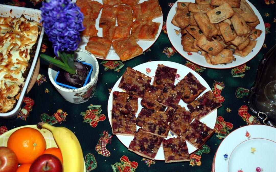 A karácsonyi ünnepek fő színtere: az étkező