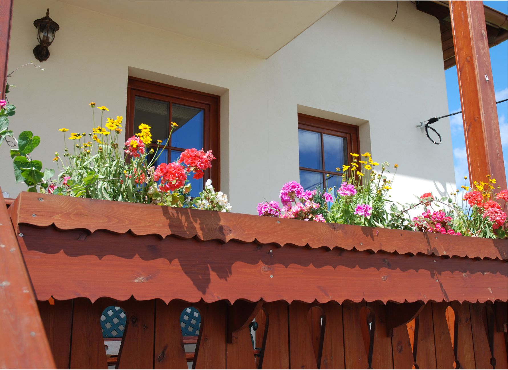 Egy keleten levő erkély vagy terasz értéke felbecsülhetetlen