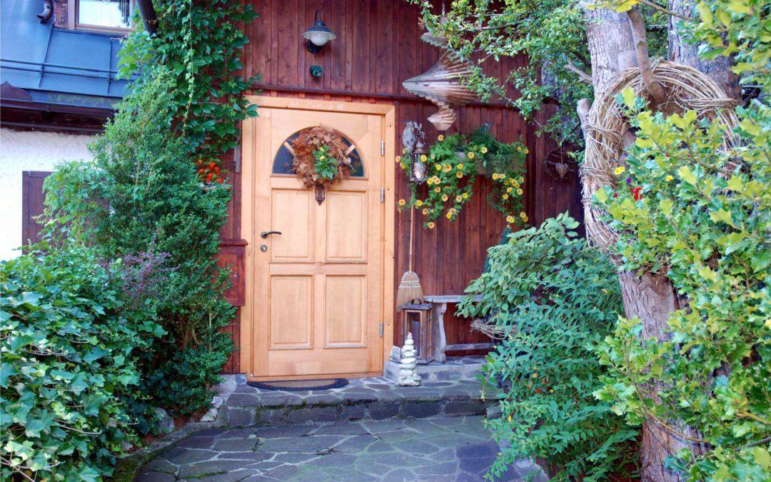Mitől lesz egy bejárat vonzó?