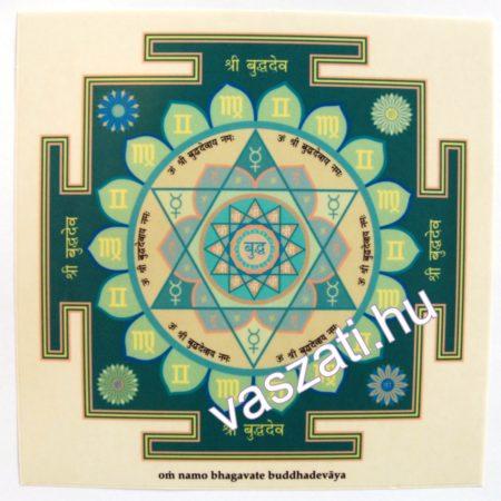 Buddha yantra matrica