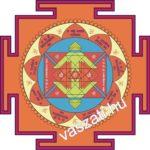Narasimha védelmező yantra