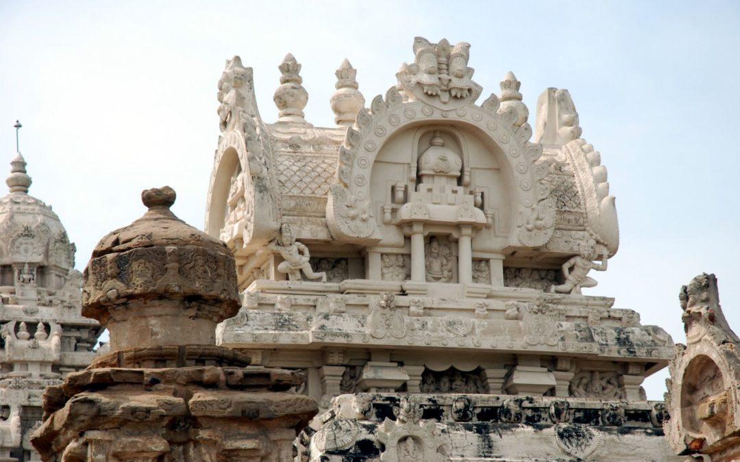 Kanchipuram misztikus templomai