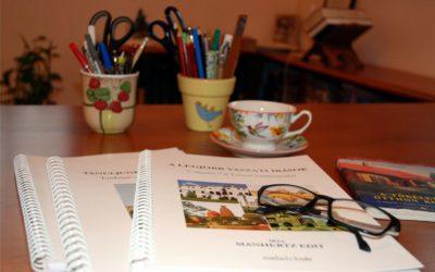 Otthoni tanulás és munka – segít a Vaszati!