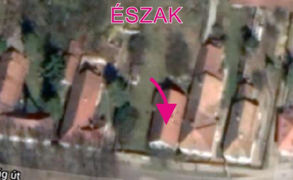 Ezen a térképen megnézheted a ház fekvését